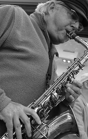 Robin Watt sax