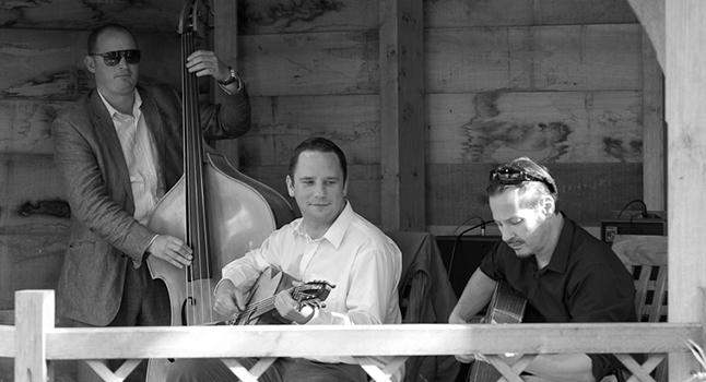 Jonny Hepbir Trio
