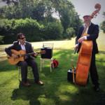 gypsy jazz duo hire