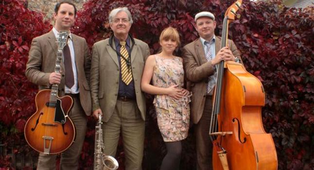 Sara Oschlag Quartet 1