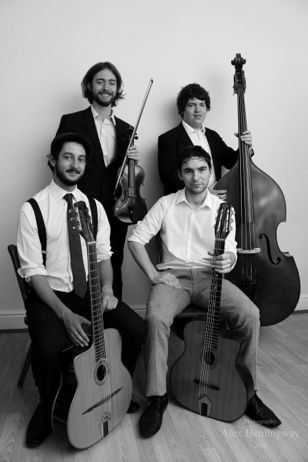 Gypsy Jazz Quartet